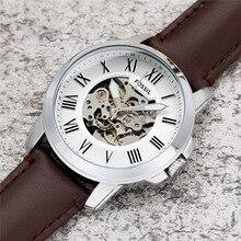 FOSSIL Men Automatic Watch Top Brand Luxury Fashion Mechanic