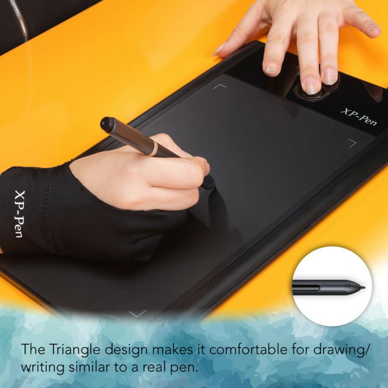 XP-Pen Artist Anti-Fouling Ձեռնոց պլանշետի - Համակարգչային արտաքին սարքեր - Լուսանկար 4