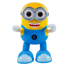 Smart Space Dance Robot Electronic Walking Toys With Music Light Gift For Kids B
