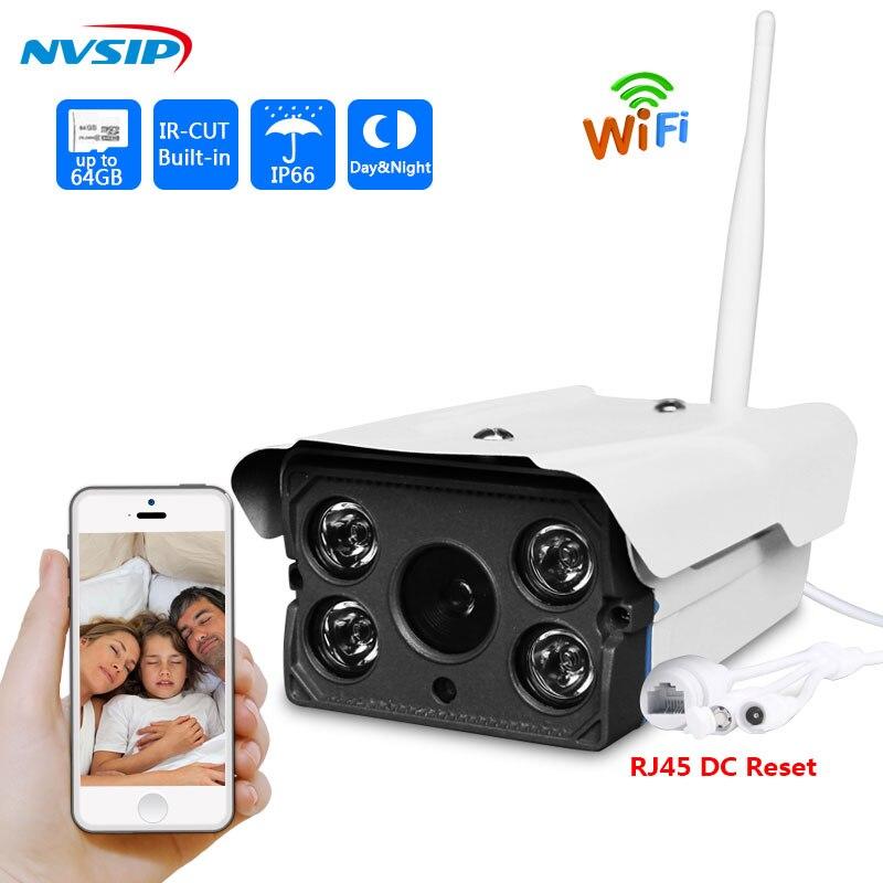 2 0MP font b wireless b font waterproof ip camera wi fi outdoor 4 Array IR