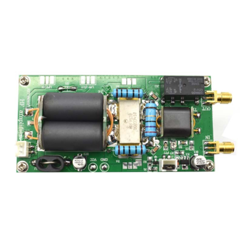 MINIPA 100W SSB linear HF Power Amplifier finished board + heatsink For YAESU FT 817 KX3 cw FM C5 001-in Amplifier from Consumer Electronics    3