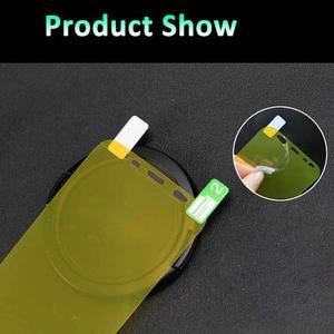 Image 5 - 10 stks/partij 3D Hydrogel Front Film Voor huawei Honor view 20 10 V20 V10 9 8 lite V8 V9 Protector scherm Zachte TPU nano Film