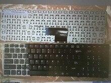 США МАКЕТ клавиатура ноутбука ДЛЯ MSI Medion Akoya E6237 E7416 P7627 P7628 E6239T P6643 P7631 MD 98873 MP-13A86U0-5286