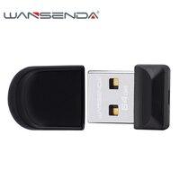 100 Real Capacity Super Tiny Mini USB Flash Drives USB 2 0 Pendrives 64GB 32GB 16GB