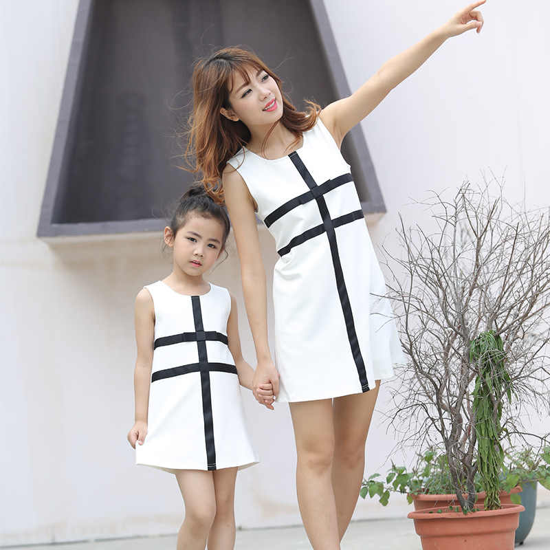 ca1567a190f Family matching mother daughter mommy and me clothes family look korean  fashion clothing wear girls women