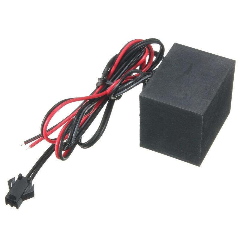Best Price DC12V EL Inverter For EL Strip Wire Tube Driver Unit Frequency 1000-2000 Hz