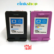 123xl Compatible Ink cartridge Replacement for HP 123xl For Deskjet 2130 3630 1110 1112 2132 Printer 2130 3630 cartridge цена
