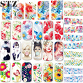 48 Designs Beauty Water Transfer Nail Art Stickers Full Cover Flowers Lady Patterns Lot Watermark Polish Gel Decal Decor BN01-72