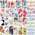 48 Diseños de Belleza Flores de Transferencia de Agua Nail Art Stickers Cubierta Completa Señora Patrones Lot Watermark Polaco Gel Decor Decal BN01-72
