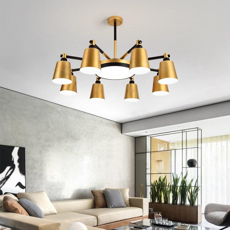 LED chandelier lighting Nordic living room pendant lamps bedroom fixtures home deco hanging lightsLED chandelier lighting Nordic living room pendant lamps bedroom fixtures home deco hanging lights