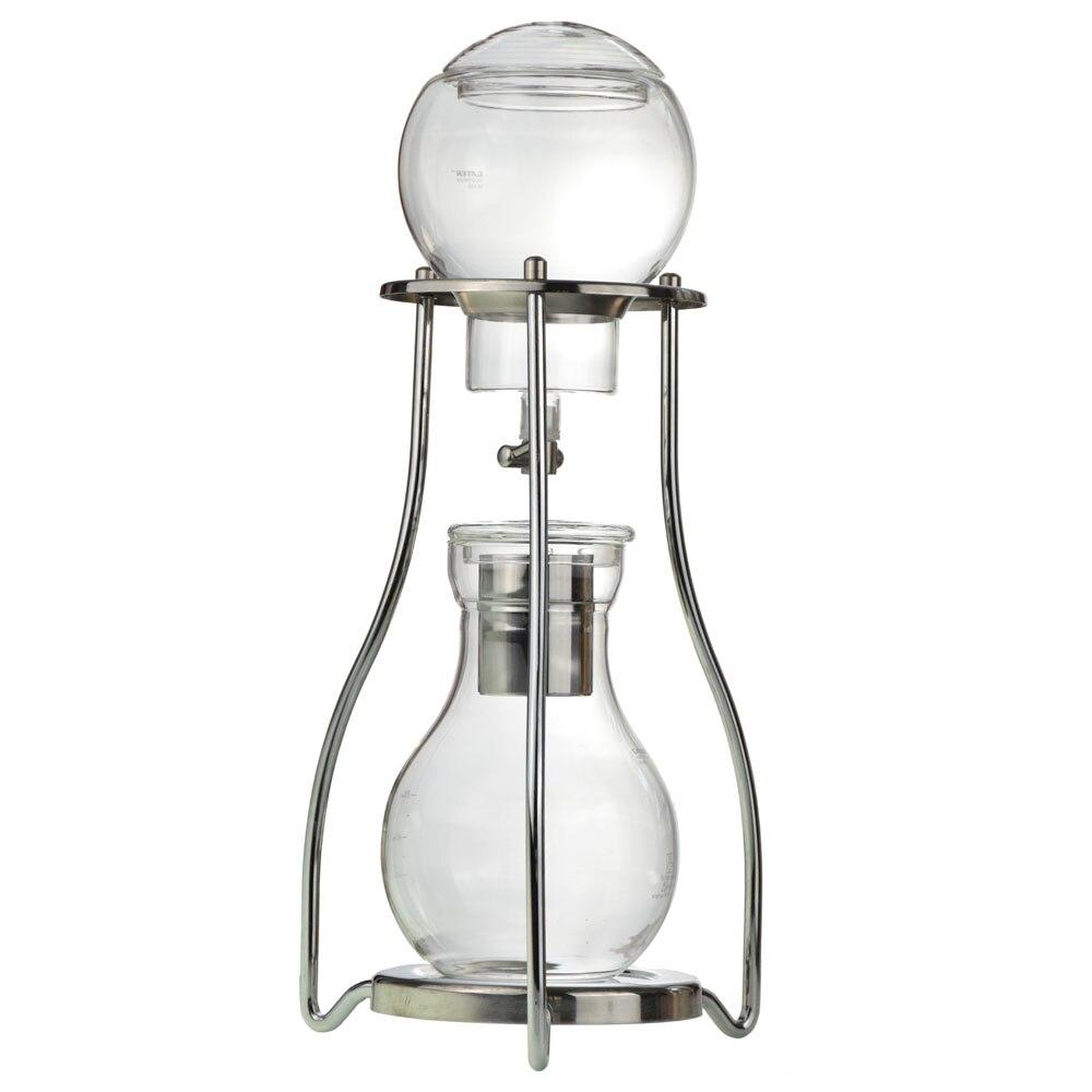 GATER Новые 5 шт/упаковка 8 чашки нержавеющая сталь для напитков, кофеварка для машины турецкий Перколятор для кофеварки горшок для кофе