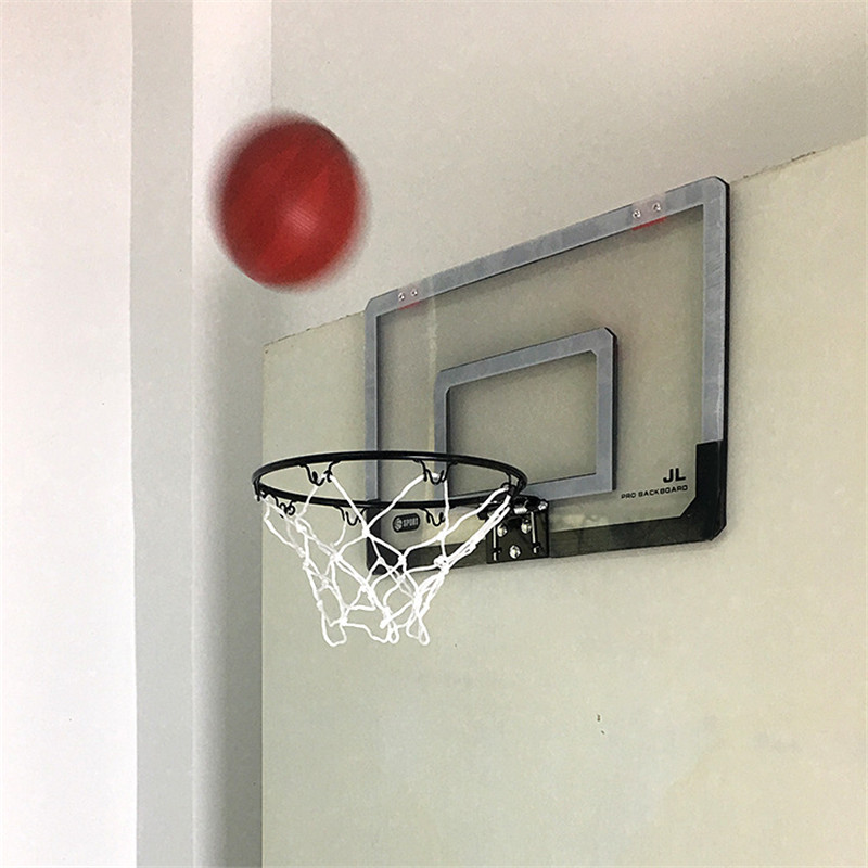 45.5CM Basketball Stand Basket Holder Activity Hoop Goal Fun Sports Game Mini Indoor Child Kids Boys Toys Sport BOX J106 - 3