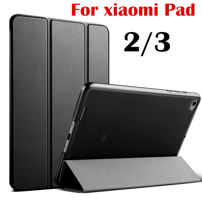 Mipad2 Pro Flip cover PU Leather Case For Xiaomi Mipad Mi Pad 2 3 Prime 7.9'' Tablet case Protective Skin Case Smart Cover