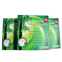 Jungong detox foot patch/detox  with adhesives