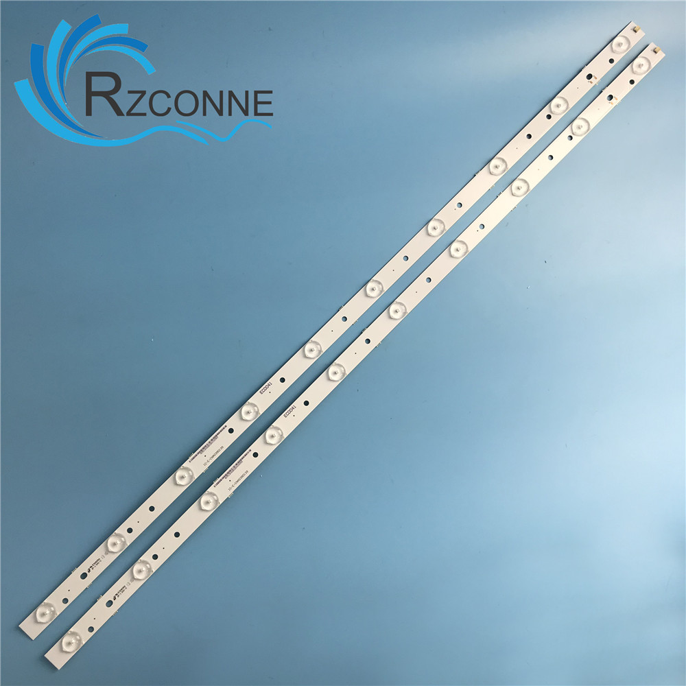 739mm Led Backlight Strip 10 Lamp For Proscan 39 Inch Lcd Tv Ic-e-cna039d139 V390hj1-p02 3v Beneficial To Essential Medulla Computer & Office