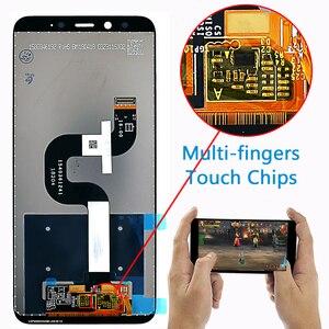 Image 2 - 5.99 Inch Lcd scherm Voor Xiao Mi Mi A2/6X Display Touch Screen Digitizer Vergadering Frame Voor Xiao Mi mi 6X Lcd 2160*1080