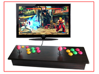 2015 NEWEST Double Player Arcade Machines Family Professional Classic Video Game Machine AV Out Video Game
