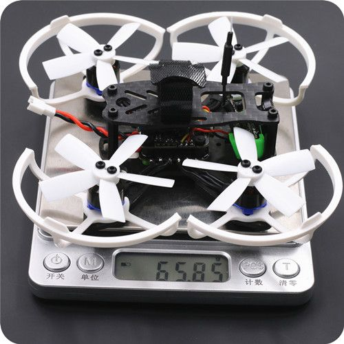 LANTIAN 90L 90mm Brushless FPV Racing Drone with FRYSKY receiver (1)