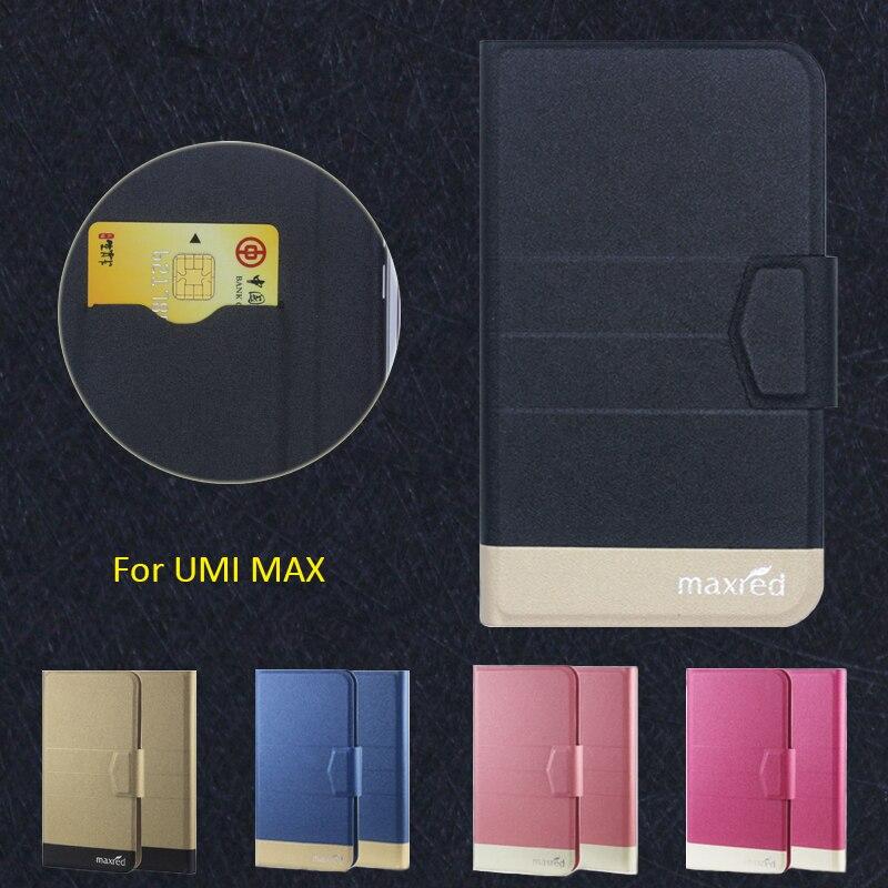 Caliente más nuevo! UMI MAX Caja Del Teléfono, 5 Colores de la Alta calidad Del