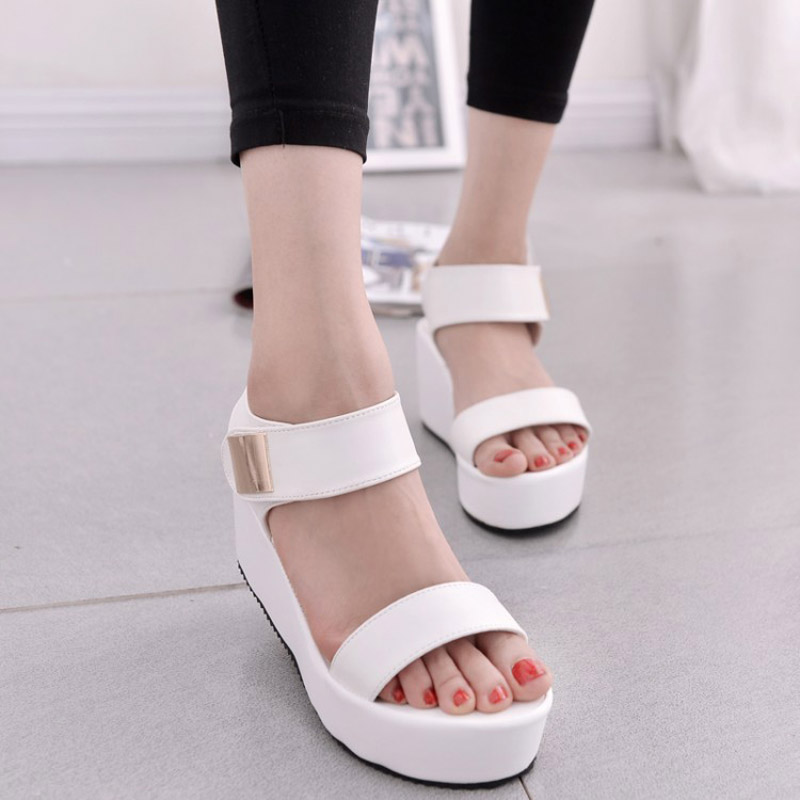 Summer-Platform-Wedges-Sandals-Fashion-Women-s-Shoes-Korea-Style-Ladies-Flat-Sandals-Dress-Shoes-Black (1)