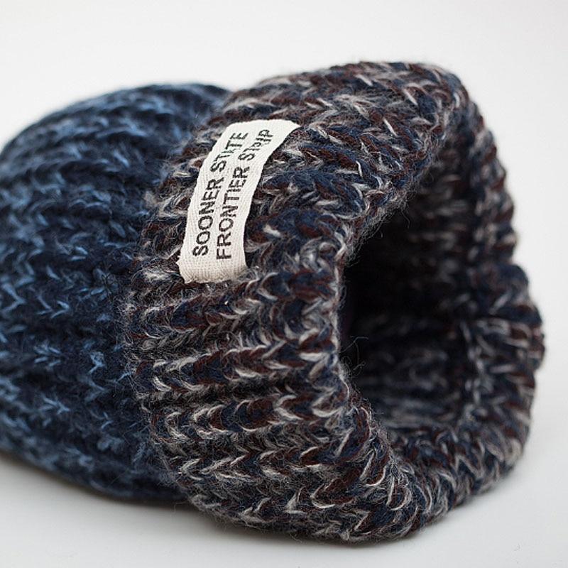 MOLIXINYU New Fashion Baby Warm Cap Knitting Cotton Hat For Children Beanies  For Boy Girl Winter Thick Hat Wool Ball Unisex Cap في MOLIXINYU New Fashion  ... 6907aba7726