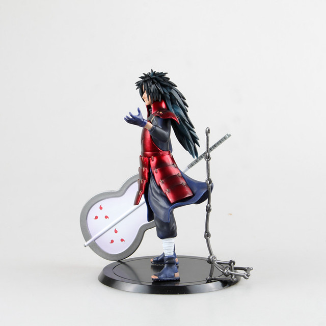 8″20CM Naruto Madara Uchiha Action Figure Model