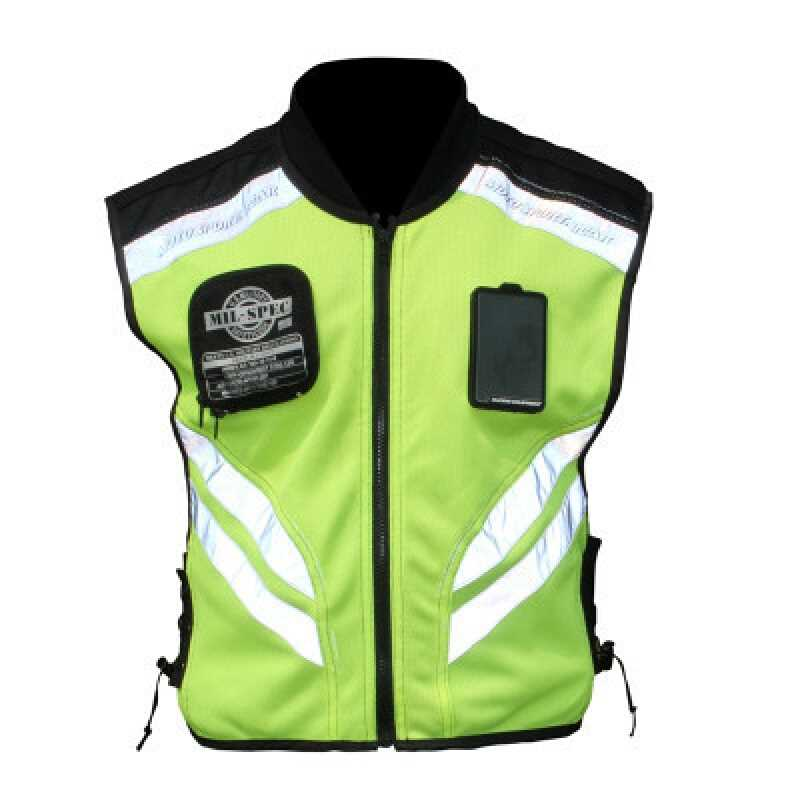 Reflective vests 360 Degrees High Visibility Neon Safety Vest Belt Safety Vest Fit For Running motorcycle Cycling Sports Outdoor