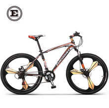 EUROBIKE 21 Speed 26 Inch Steel Bicycle Sport Magnesium Alloy Wheel Complete Mountain Bike