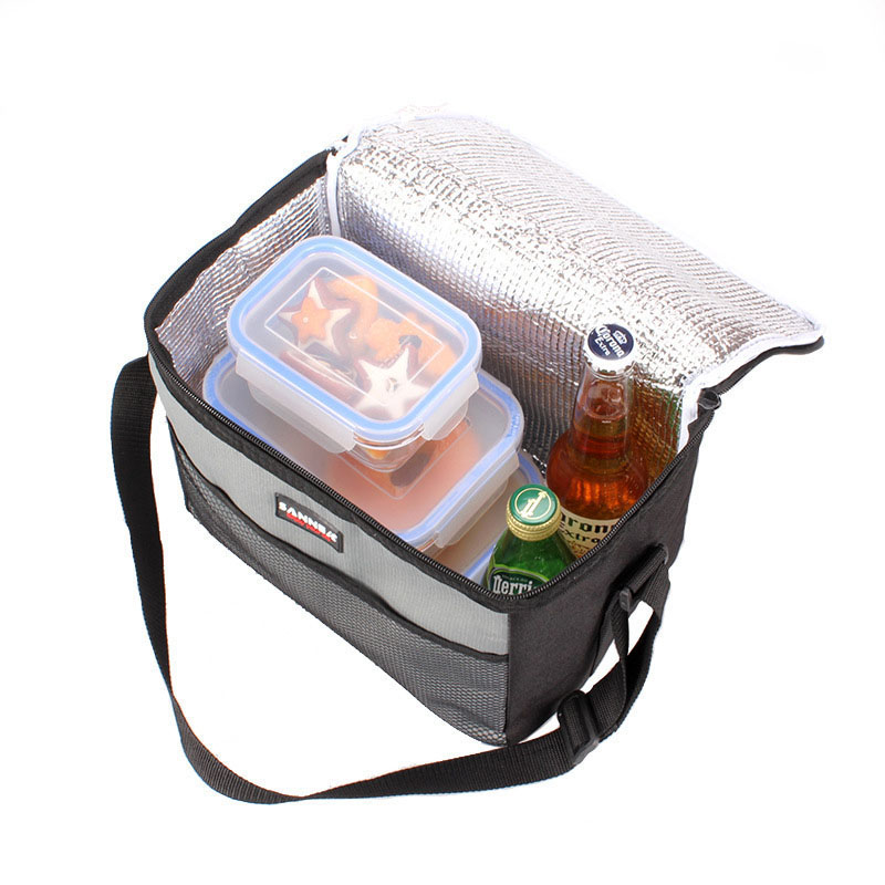 Picnic Bags Isothermal Insulated Bag Refrigerator Lunch Box Beach Fridge Camping Travel Barbecue bbq Tools Beer Drink Basket (10)