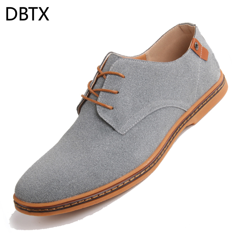 Classic Men shoes Oxford Genuine   Leather   Dress Shoes Male Flats Gentleman Shoes Luxury Casual Shoes Lace-Up Solid zapatos hombre