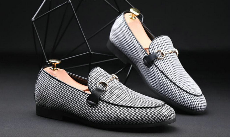 Men Casual Shoes'Breathable Denim Men Casual Shoes Size 48 Boat Shoes' Mens Shoes Casuals Canvas Slip On Mens Loafers Classic (2)