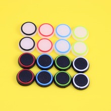 JCD Game Accessory Protect Cover 16pcs/8 Pairs Silicone Thumb Stick Grip Caps for PS4/ Xbox 360/ PS3 /Xbox one Game Controllers
