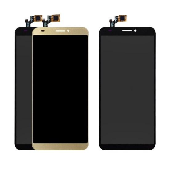 Nouveau 5.7 pouces LCD Affichage Et écran Tactile Assemblée complet Pour Blackview S6 digitizer D'affichage avec des outils