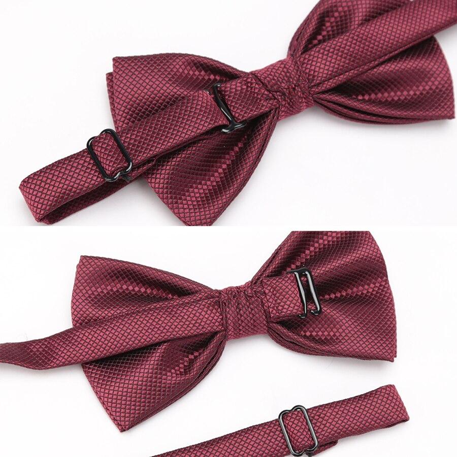 XGVOKH мужские галстуки модные бабочка вечерние свадебные галстук для мальчиков девочек конфеты Одноцветный с бантом оптовая продажа аксессуары галстук-бабочка