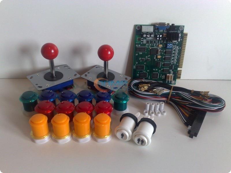 חלקים ארקייד ערכות עניץ עם 60 ב 1 PCB, - בידור