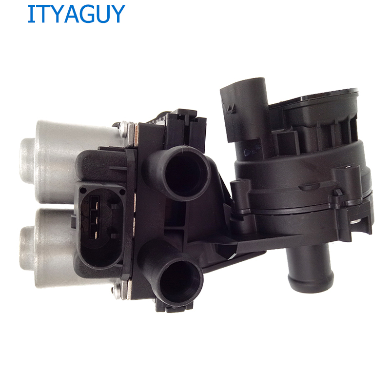A C Coolant Heater Control Valve For Au di A6 4F C6 Allr oad Av ant