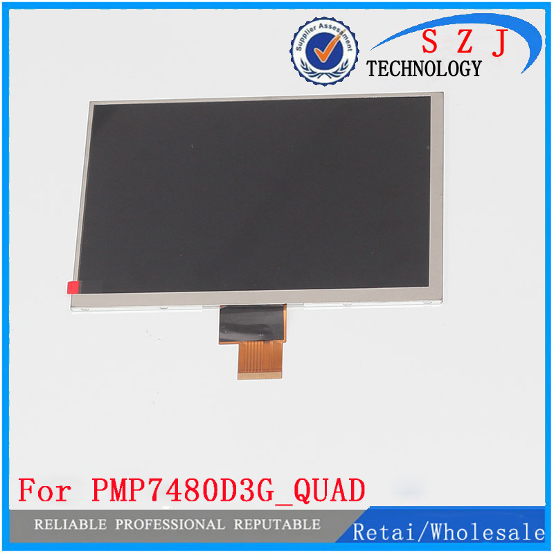 New 8'' inch LCD Display Matrix inner Screen Replacement For Prestigio PMP7480D3G_QUAD MULTIPAD 4 ULTIMATE 8.0 3G Free Shipping 8 inch touch screen for prestigio multipad wize 3408 4g panel digitizer multipad wize 3408 4g sensor replacement