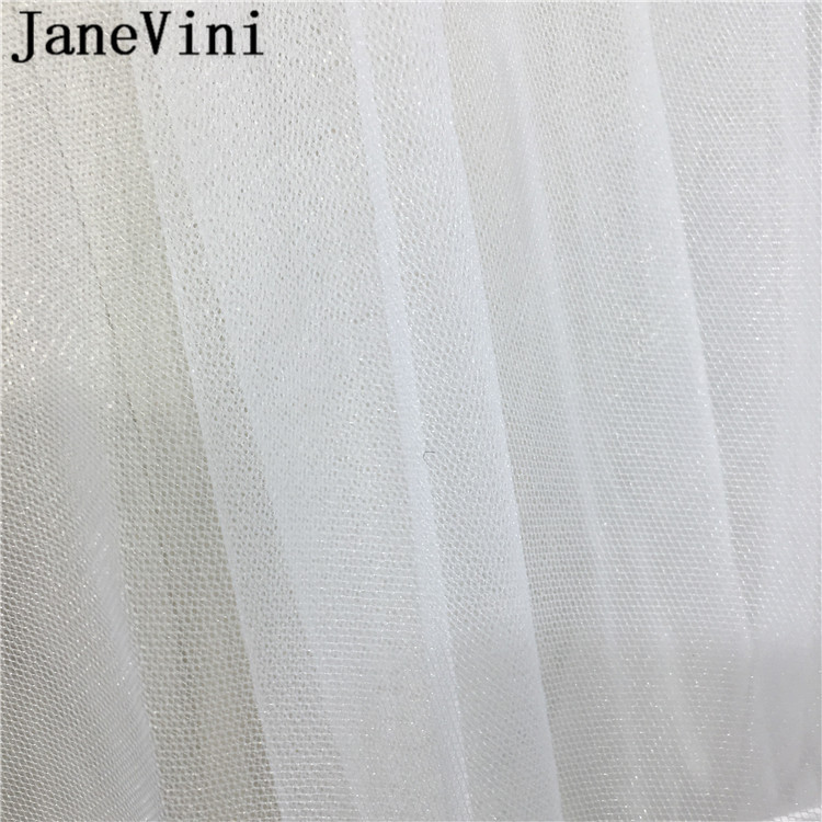 Купить с кэшбэком JaneVini 2019 Bride To Be Veil Long 3 Meters Bruidsaccessoires 2-Layer Simple Bridal Wedding Dress Veil With Comb Ribbon Edge