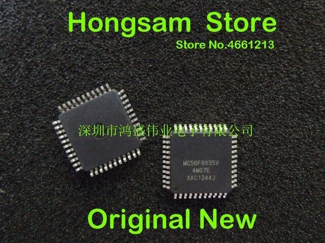 (5 PCS) (10 PCS) Nuovo Originale MC56F8035V 4M67E MC56F8035VLD QFP