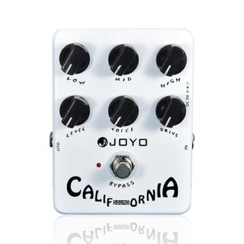 цена на California sound Guitar Pedal High-gain Lead Sound Effect&6 Knobs Effect Pedal Electric Guitar Accessories Joyo JF-15