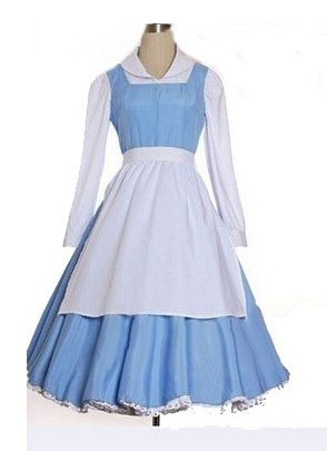Popular Belle Blue Dress-Buy Cheap Belle Blue Dress lots from ...