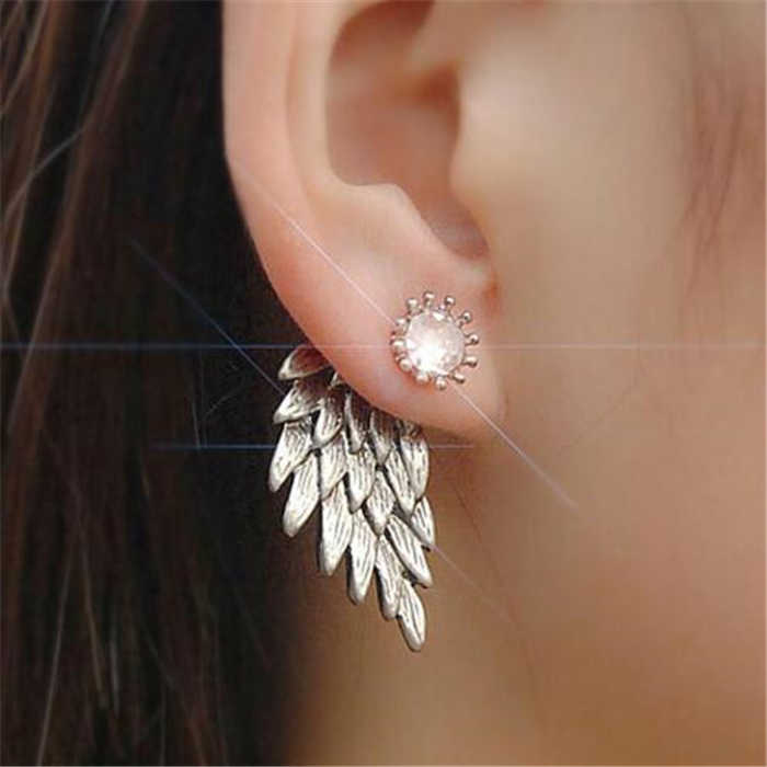 1pair Europe And The United States Fashion Personality Retro Jewelry Cute Earrings Sexy Beard Female Earrings Jewelry Wholesale
