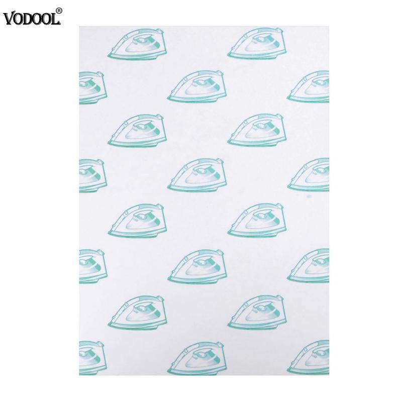 10 шт A3 лазерной передачу тепла Бумага само прополка Бумага для футболка фартуки сумки Термальность переводы Бумага художественных промыслов печати Бумага