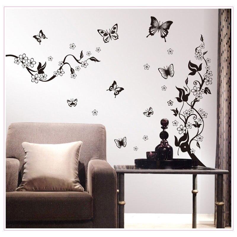 baum wand dekor-kaufen billigbaum wand dekor partien aus china ... - Dekoration Baum