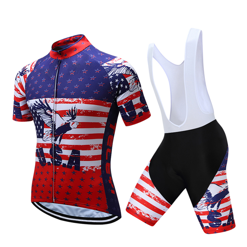 2017 Team Cycling Jersey Set Roupa Ciclismo/Breathable Bicycle Cycling Clothing/Quick-Dry Racing Bicycle Bike Clothes SportsWear teleyi bike team racing cycling jersey spring long sleeve cycling clothing ropa ciclismo breathable bicycle clothes bike jersey