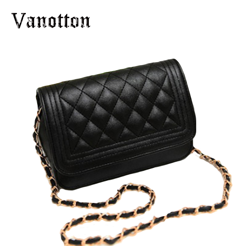 New Women Messenger Clutches Bag Female Package Small Sweet Wind One Shoulder H