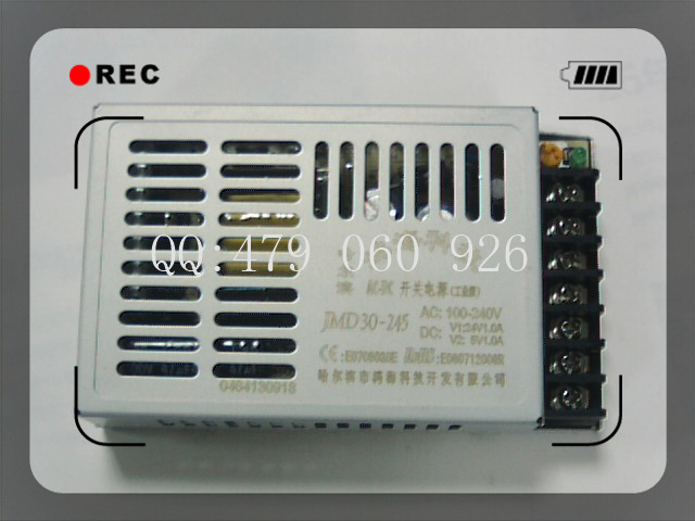 [ZOB] 30W JMD30 245 24V1A 5V1A switching power supply two isolated 3PCS/LOT