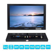 Free transport!Eyoyo 10″ IPS LED HD 1920*1200 VGA Video Audio HDMI Monitor for Microscope,CCTV,DVD,PC