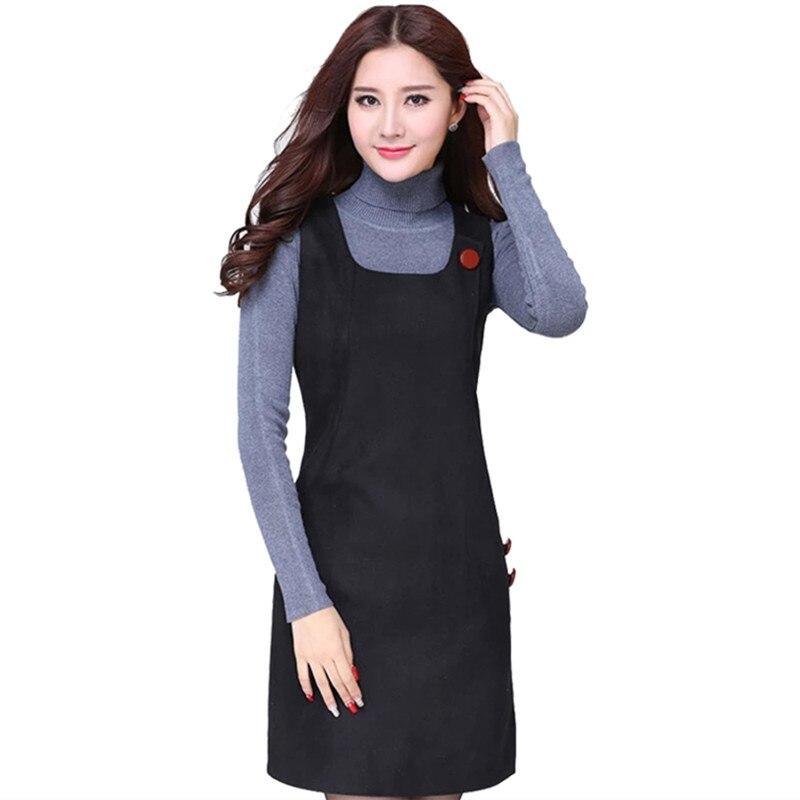 2226a3596d Agradable para siempre Vintage impresión Floral elegante falda cuello  redondo vestidos vestido Pinup fiesta mujeres llamarada