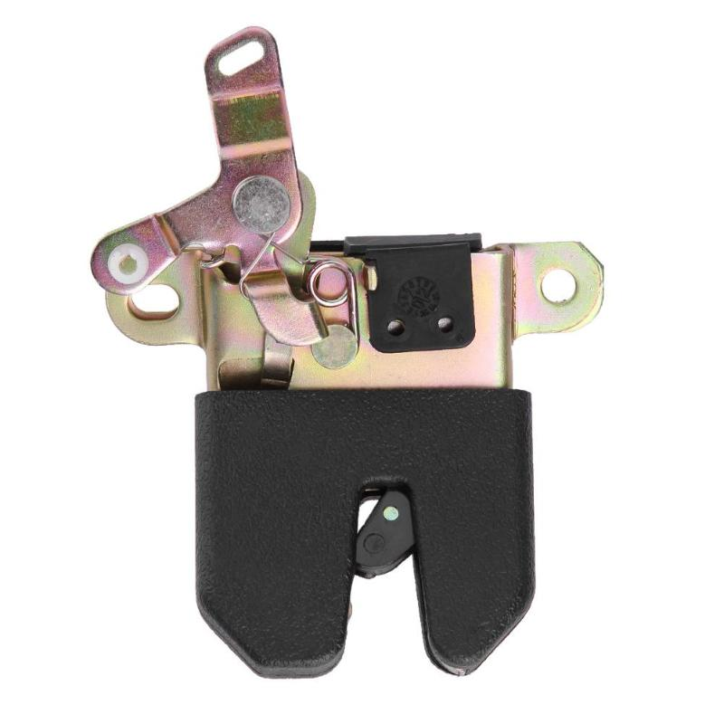 1Pcs Rear Trunk Latch Lid Lock with Micro Switch for 1998-2005 Passat 3B5827505M Auto Replacement Parts Car Switches & Relays